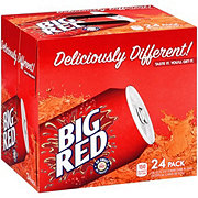 Big Red Soda 12 oz Cans
