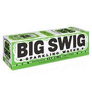 Big Swig Grapefruit Sparkling Water 12 oz Cans