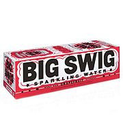 Big Swig Key Lime Sparkling Water 12 oz Cans