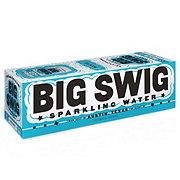 Big Swig Original Sparkling Water 12 oz Cans