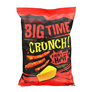 Big Time Crunch Fiery Hot Crunchy Cheese