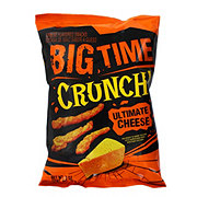 Big Time Crunch Ultimate Cheese Snack