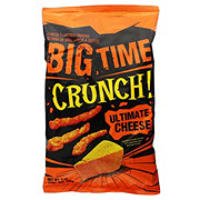 Big Time Crunch Ultimate Cheese Snacks