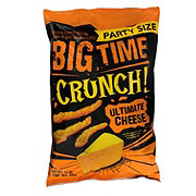 Big Time Crunch Ultimate Cheese Snacks Party Size