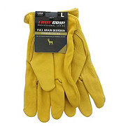 Big Time Products Premium Deerskin Gloves in Large