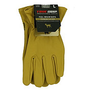 Big Time Products True Grip Full Grain Napa Leather Gloves