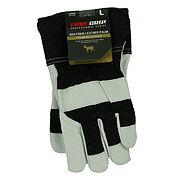 Big Time Products True Grip Goatskin Leather Palm Gloves Large