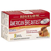 Bigelow American Breakfast Black Tea & Honey