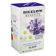 Bigelow Benefits Herbal Tea Chamomile Lavender