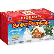 Bigelow Ginger Snappish Tea Bags
