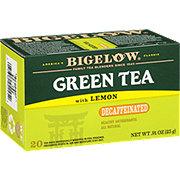 Bigelow Green Tea with Lemon