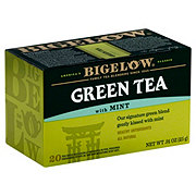 Bigelow Green Tea with Mint Tea Bags