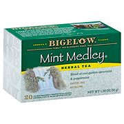 Bigelow Mint Medley Herb Tea Bags