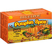 Bigelow Pumpkin Spice Tea Bags