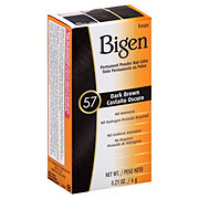 Bigen Dark Brown 57 Permanent Powder Hair Color