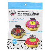 Bigmouth Donut Drink Floats