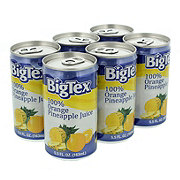 BigTex Orange/Pineapple Juice