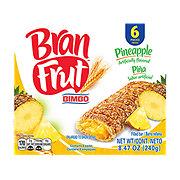 Bimbo Bran Frut Pineapple Bars