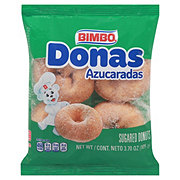 Bimbo Donas Sugared Donut