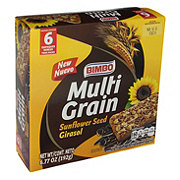 Bimbo Multigrain Sunflower Seed Girasol