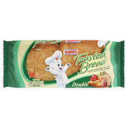 Bimbo Pan Tostado  Double Fiber Toasted Bread