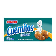 Bimbo Panera Cuernitos Croissants