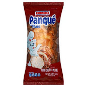 Bimbo Panque Con Nuez Pecan Pound Cake