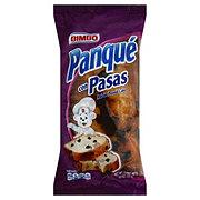 Bimbo Panque Con Pasas Raisin Pound Cake