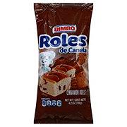 Bimbo Roles De Canela Con Pasas Cinnamon Rolls With Raisins