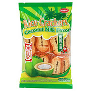 Bin Bin Coconut Milk Flavor Rice Crackers