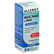 bioAllers Allergy Treatment, Mold/Yeast/Dust