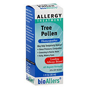 bioAllers Allergy Treatment Tree Pollen All Region Relief