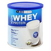 Biochem 100% Whey Protein Vanilla