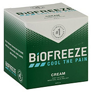 Biofreeze Cream Cold Therapy Pain Relief