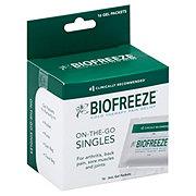 Biofreeze On-the-go Singles