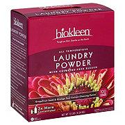 Biokleen Grapefruit Seed and Orange Peel Extract Laundry Powder