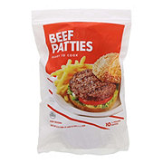 Birchwood Soy Beef Patties