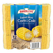 Birds Eye Frozen Sweet Mini Corn on the Cob