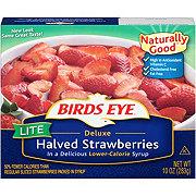 Birds Eye Lite Deluxe Strawberries