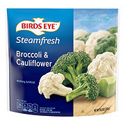 Birds Eye Steamfresh Broccoli and Cauliflower