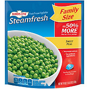 Birds Eye Steamfresh Family Size Sweet Peas