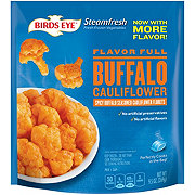 Birds Eye Steamfresh Flavor Full Buffalo Cauliflower