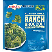 Birds Eye Steamfresh Flavor Full Ranch Broccoli