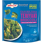 Birds Eye Steamfresh Flavor Full Teriyaki Broccoli