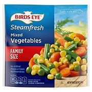 Birds Eye Steamfresh Mixed Vegetables Family Size