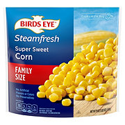 Birds Eye Steamfresh Super Sweet Corn Family Size