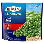 Birds Eye Steamfresh Sweet Peas Family Size