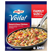 Birds Eye Voila! Sweet & Sour Chicken With Vegetables Family Size