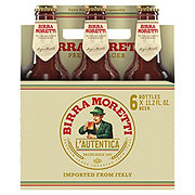 Birra Moretti Original Beer 11.2 oz Bottles
