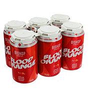Bishop Cider Blood Orange 12 oz Cans